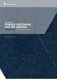 VVM-redegørelse >>> Sammenfattende rapport - Vejdirektoratet