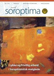 Nr. 2 2012 - Soroptimist
