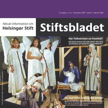 Helsingør Stift Stiftsbladet - helsingoerstift.dk