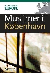 Muslimer i København - Open Society Foundations