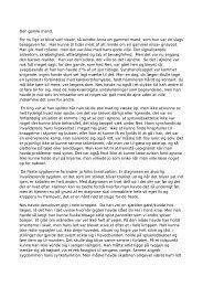 Gammel mand (.pdf) - Ravsted Lokalhistorie