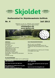 Nr. 4 Juli 2012 - Proark Golf