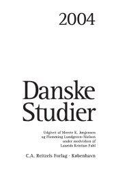 Danske Studier 2004
