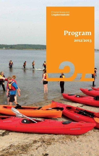 Program - Frederikssund Ungdomsskole