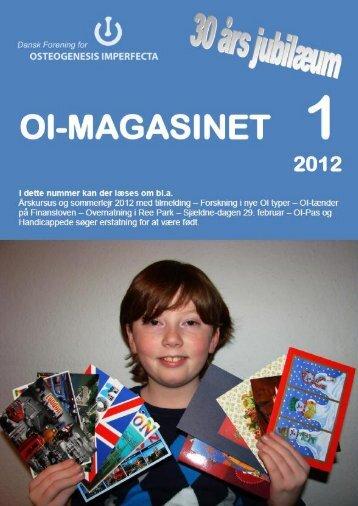 OI-Magasinet DFOI 1 - 2012 1 - DFOI.dk