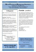 OI-Magasinet DFOI 1 - 2012 1 - DFOI.dk - Page 2