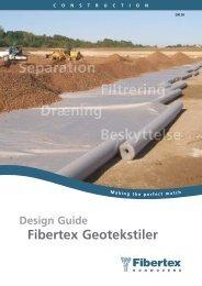 Fibertex Geotekstiler - Nyrup Plast