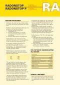 RADONSTOP RADONSTOP P - Taknett - Page 2