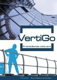 Vertigo rekkverk - Astrup AS