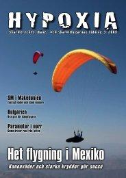 SM i Makedonien Bulgarien Paramotor i norr - Hypoxia