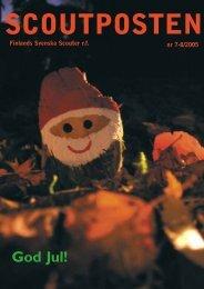 God Jul! - Finlands Scouter ry