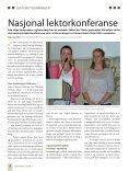 Cand.du.huske Sosial mobilitet - Norsk Lektorlag - Page 6