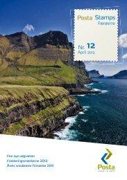 Færøerne Mit Land - stamps.fo