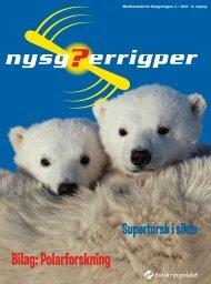 Bilag: Polarforskning - Nysgjerrigper