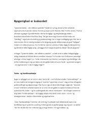 Læs anmeldelse af Uffe Elbek, rektor for ... - MacMann Berg