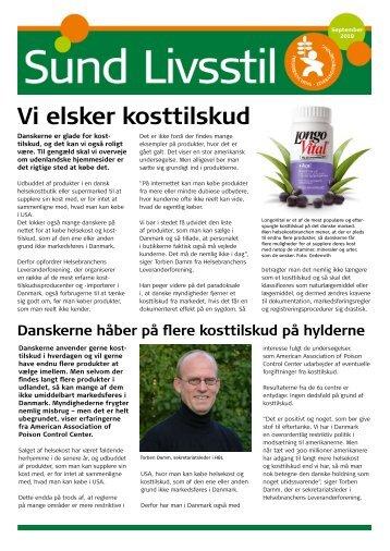 HBL Nyhedsbrev sept. 2010