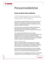 PDF, 99KB - Canon