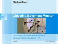 bevægelsesregistrering