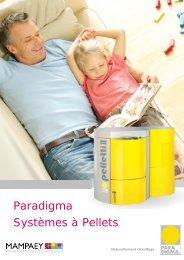 Paradigma Systèmes à Pellets - Paradigma Benelux