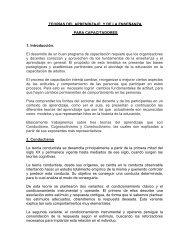 PARADIGMAS Y TEORAS DEL APRENDIZAJE - UPN 303