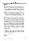 Venneforeningens blad juni 2010 - Peder Skrams Venner - Page 5