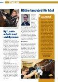Journalen 2012 - Regiondjursjukhuset - Helsingborg - Page 6