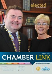 elected - Cork Chamber of Commerce