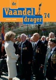 Jaargang 21 - Juli 2005 - Museum Brigade en Garde Prinses Irene