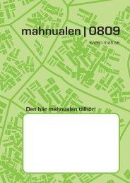 Mahnualen 08/09