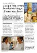 Munnpleien nr. 1-2011 - Norsk Tannvern - Page 2