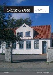 2003-3 slægt & data.pdf - DIS-Danmark