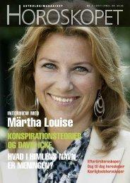 Märtha Louise - Astrologihuset
