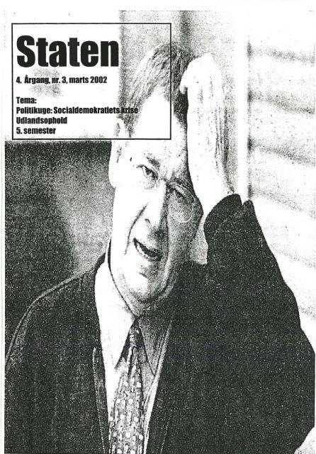 Marts 2002, årgang 4, nr. 3 - STATEN