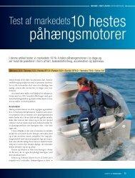 Læs testen fra Bådmagasinet (pdf) - Texas