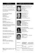 Nr. 79 Oktober 2008 - Nordisk Konservatorforbund Danmark - Page 2