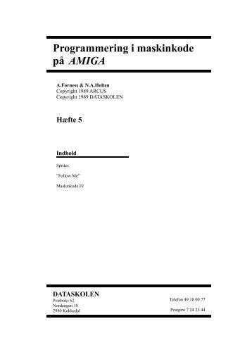 Maskinkode Brev 05 - palbo.dk