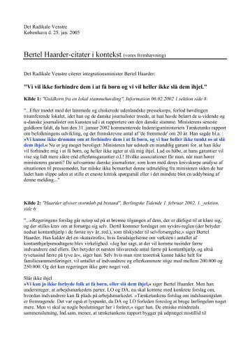 Download i PDF-format - Radikale Venstre