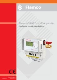 Flamco-Fill NFE+MVE Appendiks