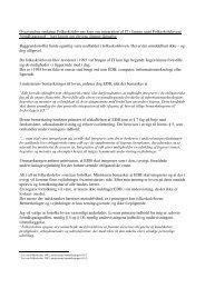 Overvejelser omkring Folkeskolelovens krav om integration ... - Fisker