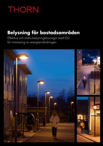 Residential Housing leaflet NORD 07 SE - Thorn