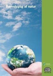 Bæredygtig af natur - ARDEX Danmark
