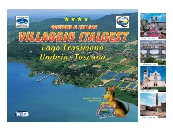 Lago Trasimeno Umbria - Toscana Lago ... - Villaggio Italgest