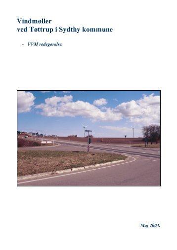 Tillæg 74, VVM - Naturstyrelsen