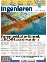femern-projektet gør Danmark 2.300.000 kvadratmeter ... - LiveBook