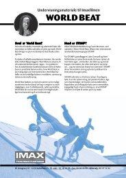 WorldBeat.pdf - E-museum