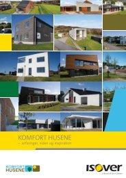 KOMFORT HUSENE - Iso-grup.dk