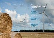 Fakta om naboskab til moderne vindmøller - Jysk Vindenergi