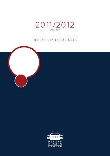 Download årsskrift for Helene Elsass Center (pdf) - Ludvig og Sara ...
