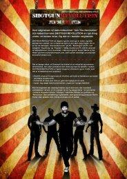 """Med udgivelsen af debutalbummet """"Join The Revolution"""" slår ..."""