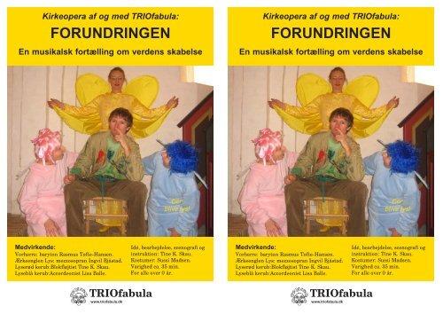 FORUNDRINGEN dobbelt - Tine K. Skau, official Website